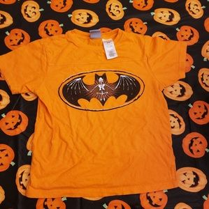 Boys Batman glow in the dark shirt